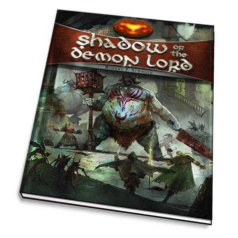 Shadow of the Demon Lord Softcover