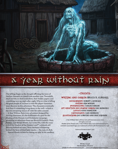 A Year Without Rain PDF