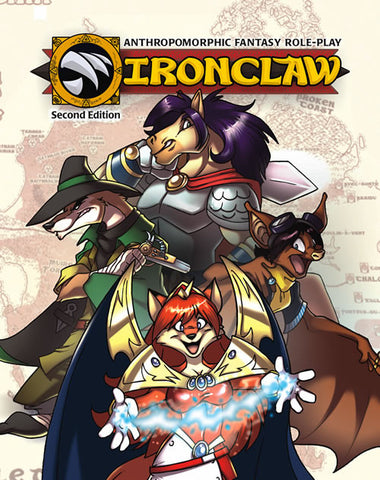 Ironclaw: Squaring the Circle (PDF & Book Bundle)