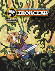 Ironclaw: The Book of Monsters