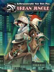 URBAN JUNGLE – Anthropomorphic Noir Role-Play