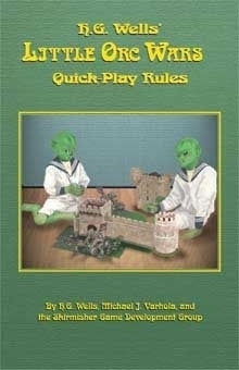 H.G. Wells' Little Orc Wars PDF