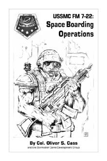 USSMC FM 7-22: Space Boarding Operations PDF
