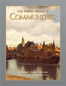 City Builder Volume 1: Communities PDF