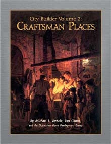 City Builder Volume 2: Craftsman Places PDF