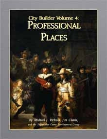 City Builder Volume 4: Professional Places PDF