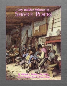 City Builder Volume 7: Service Places PDF