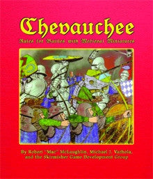 Chevauchee: Rules for Battles with Medieval Miniatures PDF