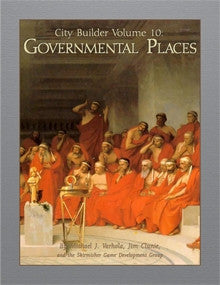 City Builder Volume 10: Governmental Places PDF