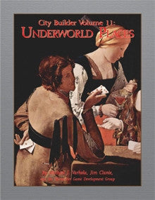 City Builder Volume 11: Underworld Places PDF