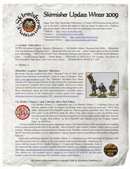 Skirmisher Update Winter 2009 PDF