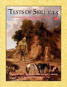 Tests of Skill v.3.5: Set in the Silurian Heights PDF