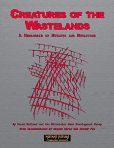 Creatures of the Wastelands PDF