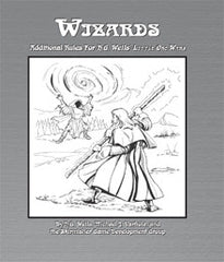 Wizards: Additional Rules for H.G. Wells' Little Orc Wars PDF