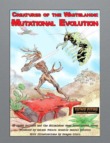 Creatures of the Wastelands: Mutational Evolution PDF