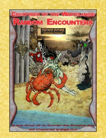 Creatures of the Wastelands: Random Encounters PDF