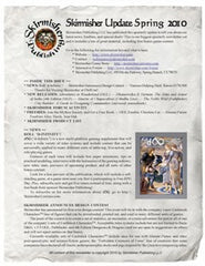 Skirmisher Update Spring 2010 PDF