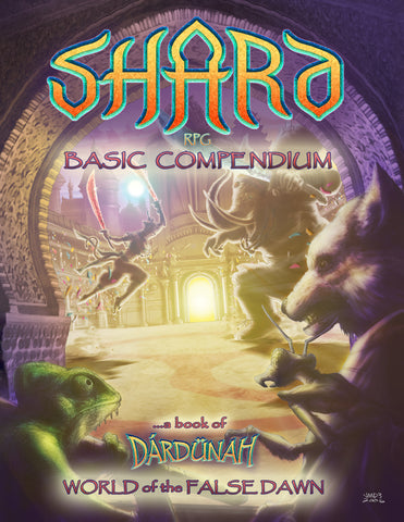 SHARD RPG Basic Compendium