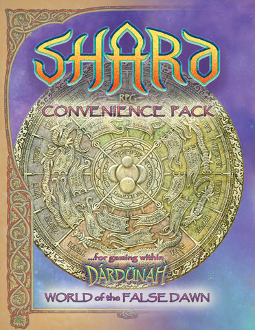 SHARD RPG Convenience Pack