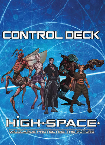 High-Space Control Deck