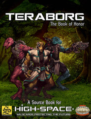 High Space Teraborg - The Book of Honor (Softcover)