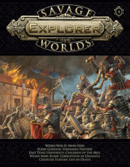 Savage Worlds Explorer Volume 1, Issue #04