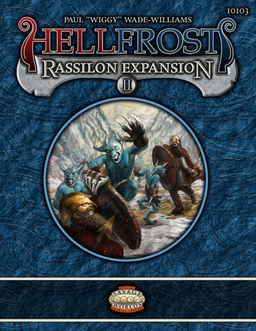 Hellfrost Rassilon Expansion II
