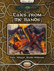 Land of Fire – Tales from the Sands