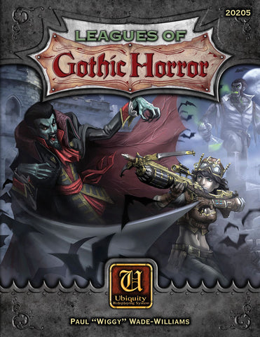 Leagues of Gothic Horror (Ubiquity)