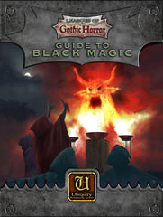 Leagues of Gothic Horror: Guide to Black Magic (Ubiquity)