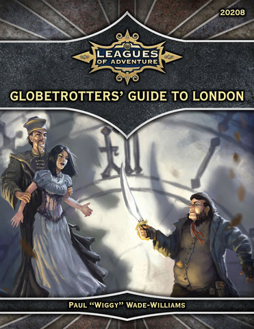 Globetrotters' Guide to London (Ubiquity)