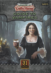 Leagues of Gothic Horror:  Guide to Vampires
