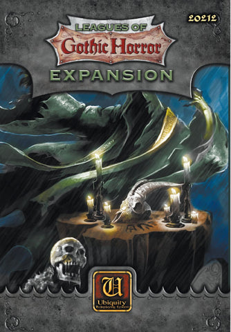 Leagues of Gothic Horror Expansion