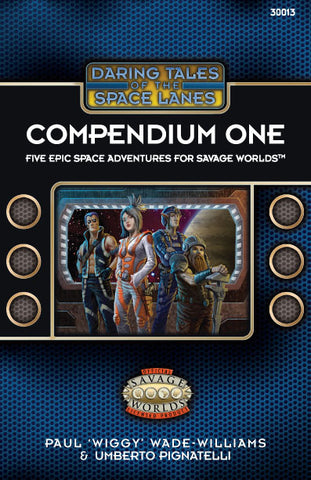 Daring Tales of the Space Lanes Compendium One