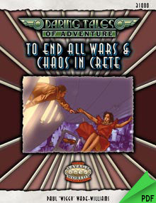Daring Tales of Adventure #01 PDF (Savage Worlds)
