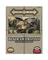 Sundered Skies: Blade of Destiny PDF (Savage Worlds)