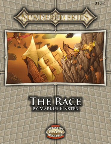 Sundered Skies: The Race PDF