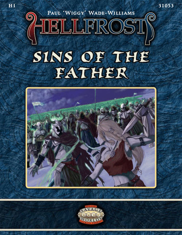 Hellfrost Adventure #11: Sins of the Father PDF
