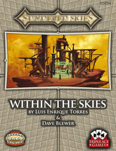 Companion sundered pdf skies