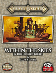 Sundered Skies: Within the Skies PDF