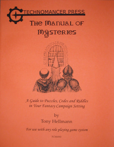 The Manual of Mysteries