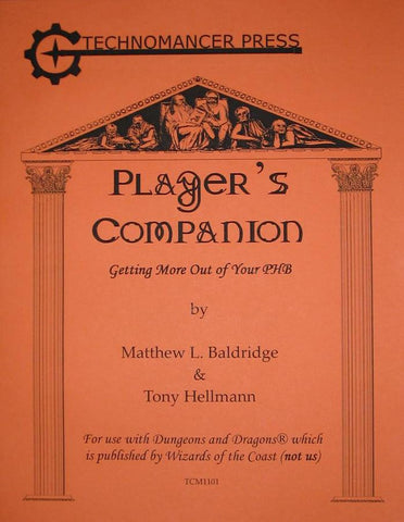 The Player's Companion