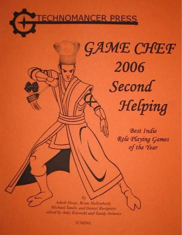 GameChef 2006: Second Helping