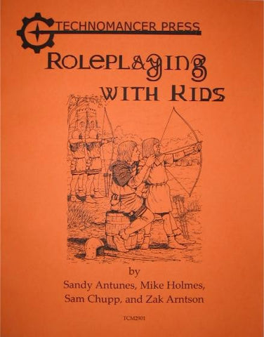 Roleplaying with Kids