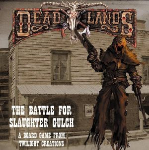 Deadlands: The Battle for Slaughter Gulch Boardgame
