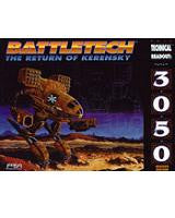 Battletech: Technical Readout: 3050