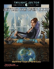 Twilight Sector Beyond the Open Door (Traveller) Book & PDF