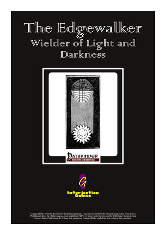 The Edgewalker: Wielder of Light and Darkness PDF