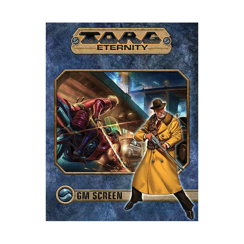 Torg Eternity GM Screen