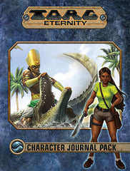 Torg Eternity Character Journal Pack